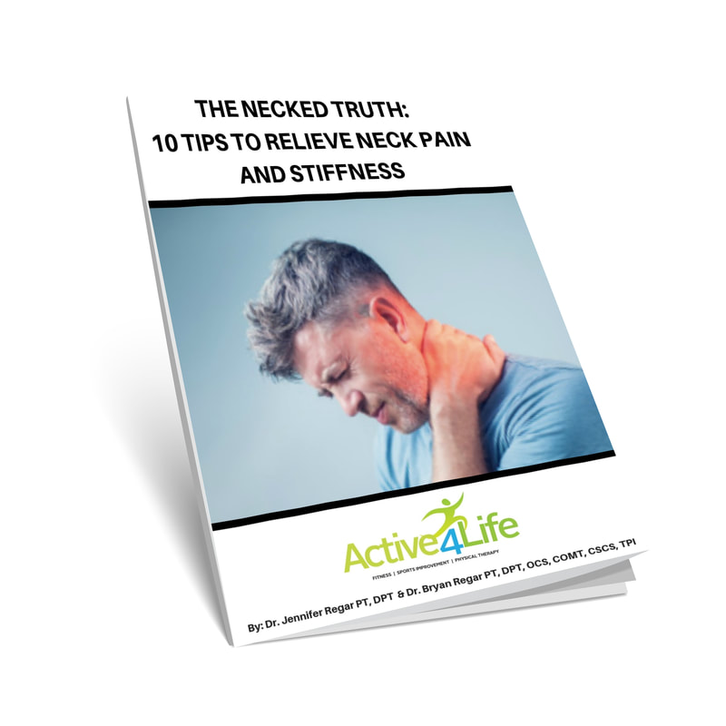 Neck Pain | Active 4 Life | Physical Therapy