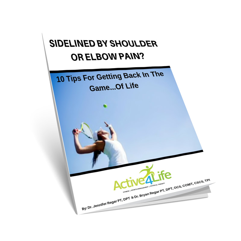 Shoulder Pain | Active 4 Life | Physical Therapy